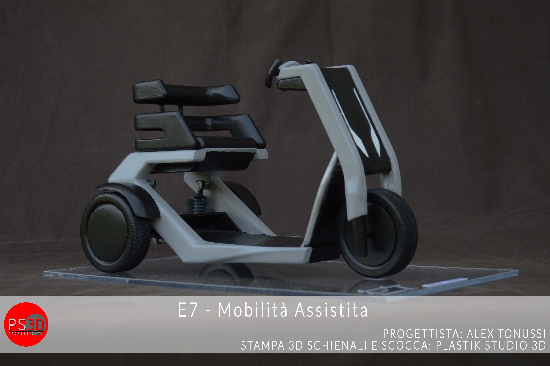 E 7 - Mobilità Assistita