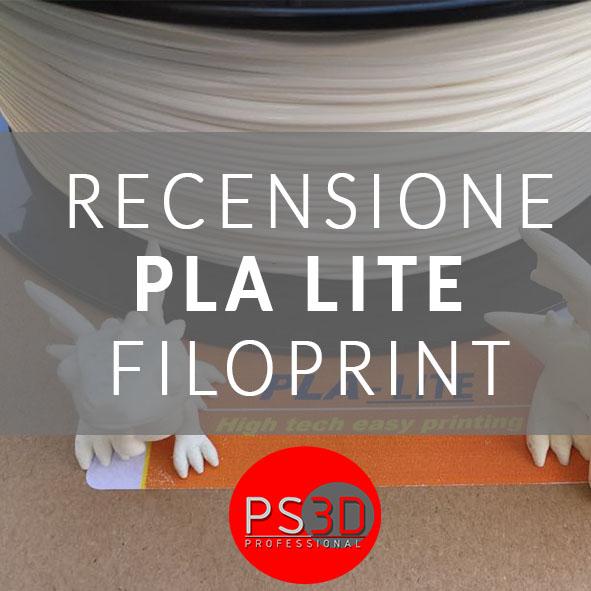 RECENSIONE PLA ECONOMICO – PLA LITE FILOPRINT